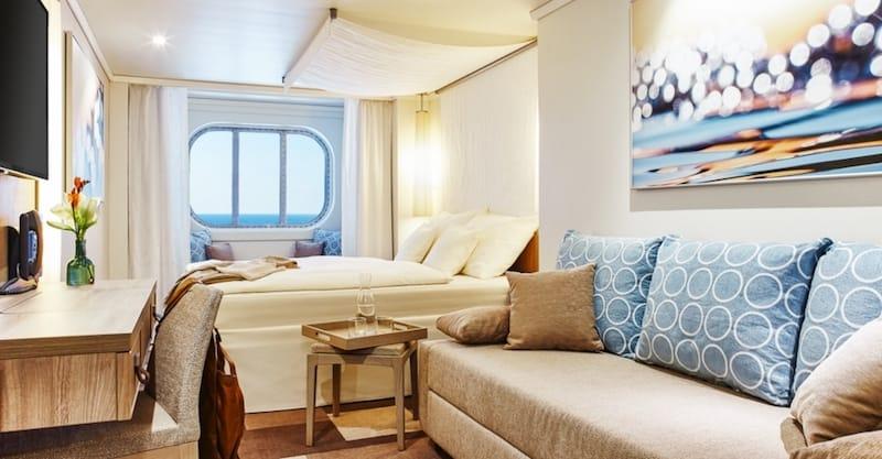 AIDA Helios Aussenkabine / © AIDA Cruises