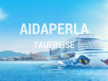 AIDAperla Taufreise / Foto © AIDA Cruises