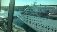 Carnival Elation – Mann über Bord