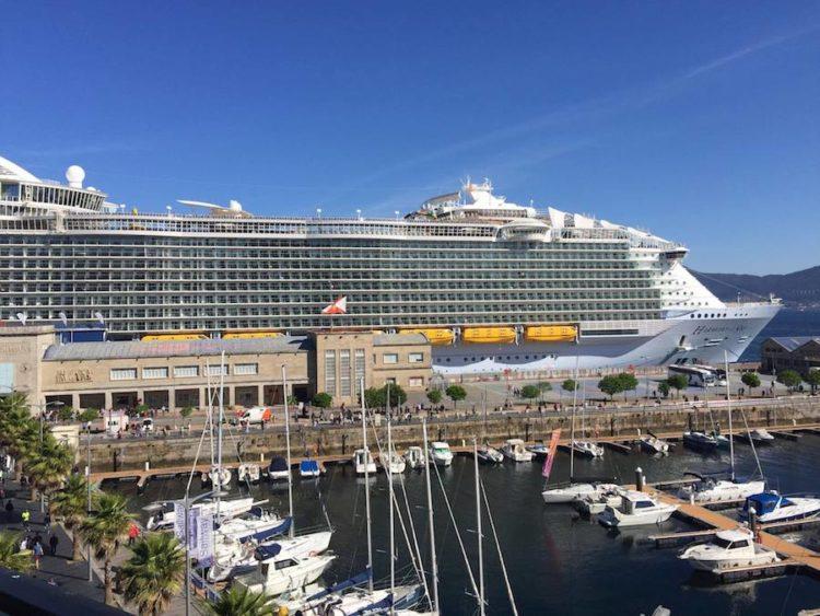 Harmony of the Seas - das größte Kreuzfahrtschiff auf der Welt (Stand 2017)