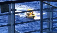 Harmony of the Seas bringt Pizza zu Havaristen – Notruf einer Segelyacht für Wasser, Essen und Treibstoff
