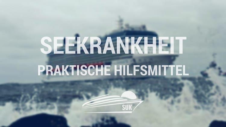 Mittel gegen Seekrankheit