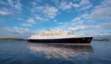 Germanys next Topmodel auf Kreuzfahrt mit der MS Astoria