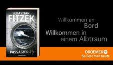 """RTL zeigt """"Passagier 23"""" von Sebastian Fitzek am 13.12.2018 (MS Sovereign war der Drehort)"""
