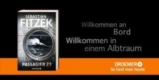 """Der Psychothriller """"Passagier 23"""" der auf der """"Sultan of the Seas"""" spielt wird von RTL auf die Leinwand gebracht. Die Dreharbeiten zum Film finden ab Sommer 2017 statt / © Youtubekanal SebsatianFitzekTV"""