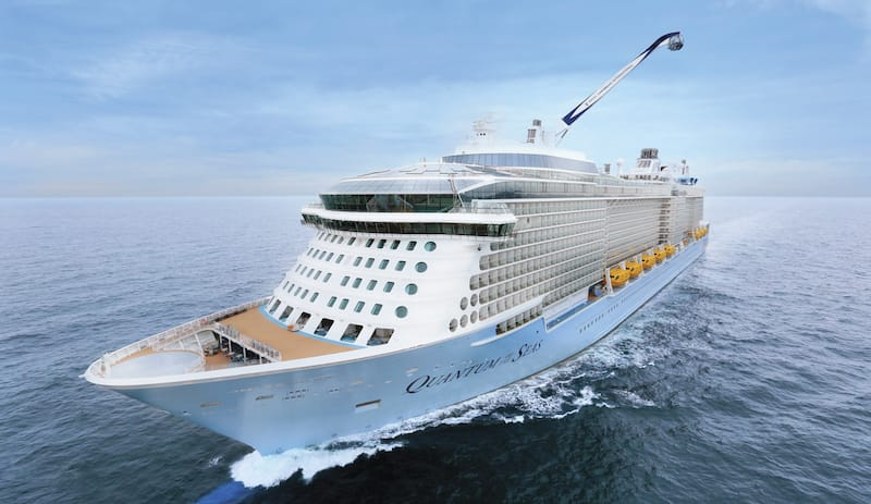 Passion of the Seas / © Royal Caribbean