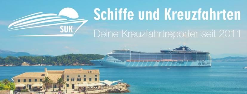 Schiffe und Kreuzfahrten Facebook-Gruppe