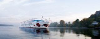 A-Rosa Flusskreuzfahrten auf Donau, Rhein, Main, Mosel und Rhône / © A-Rosa Flussschiff GmbH