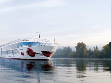 A-Rosa Flusskreuzfahrten wurde vom britischen Investor Duke Street übernommen / © A-Rosa Flusschiff