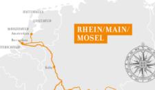 A-Rosa Brava/Flora – Rhein-Kurzkreuzfahrt Amsterdam & Rotterdam
