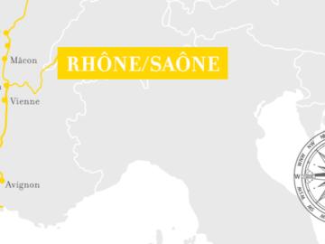 A-Rosa Luna Rhone Route Classique ©A-Rosa Flussschiffe