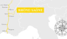 A-Rosa Luna – Rhône Kreuzfahrt Route Gourmet