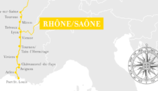 A-Rosa Luna – 14 Nächte Rhône Kreuzfahrt Route Intensive