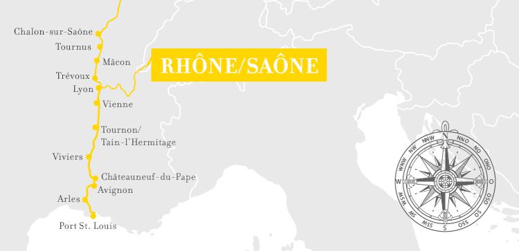 A-Rosa Luna Rhone Route Intensive ©A-Rosa Flussschiffe