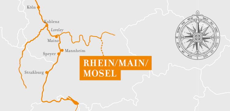 A-Rosa Rhein Romantik ©A-Rosa Flussschiffe