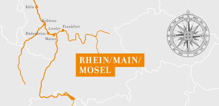 A-Rosa Rhein Weihnachtsmarktzauber ©A-Rosa Flussschiffe