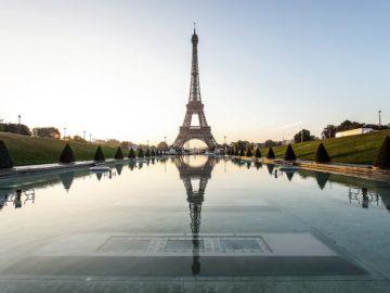 Paris und den Eifelturm erleben auf A-Rosa Seine Kreuzfahrten / © A-Rosa Flussschiff