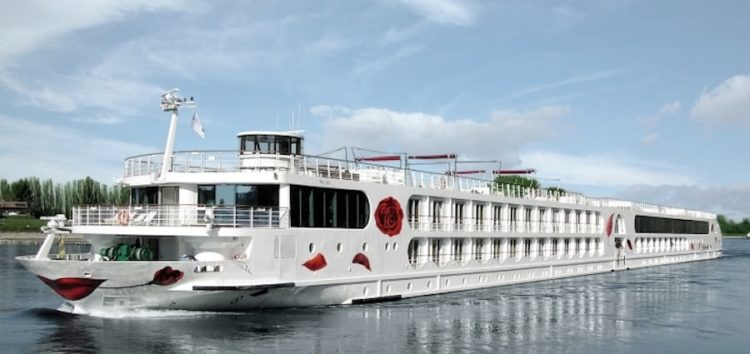 A-Rosa Viva auf der Seine / © A-Rosa Flussschiff