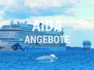 AIDA Angebote auf einen Blick - Alle AIDA Kreuzfahrtschnäppchen