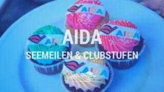 AIDA Seemeilen & Clubstufen