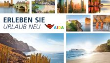 AIDA Buchungsstart: Sommer Kreuzfahrten 2018