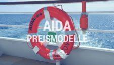 AIDA Preismodelle