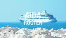 AIDA Routen