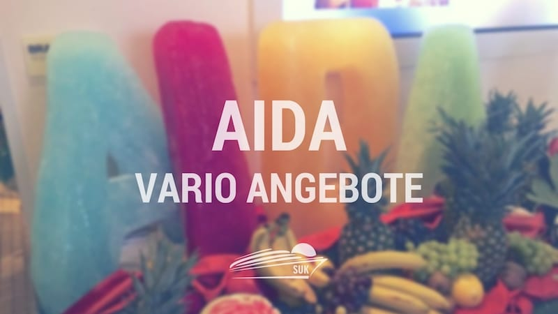 AIDA Vario Angebote
