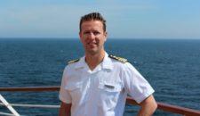 Silver Muse: Alessandro Zanello jüngster Kapitän der Flotte