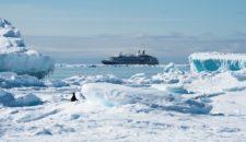 Antarktis-Kreuzfahrten 2018/2019 mit Ponant