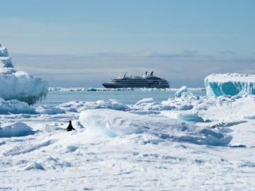 Antarktis Kreuzfahrten mit den Ponant Yachten im Winter 2018 / 2019 - © Ponant