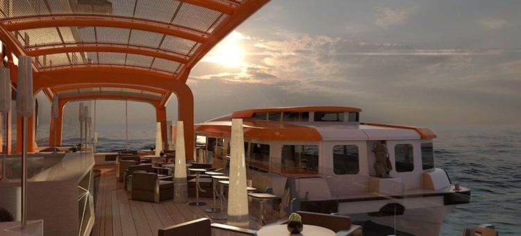 Celebrity Edge: Edge Launches / © Celebrity Cruises