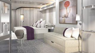 Celebrity Edge: Edge Stateroom with Infinite Veranda / © Celebrity Cruises