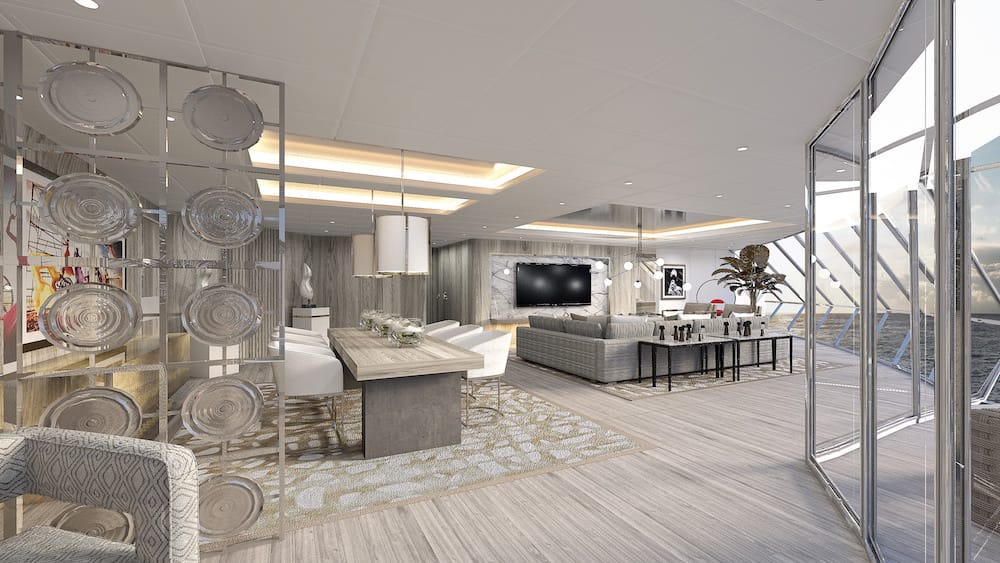Celebrity Edge: Iconic Suite / © Celebrity Cruises