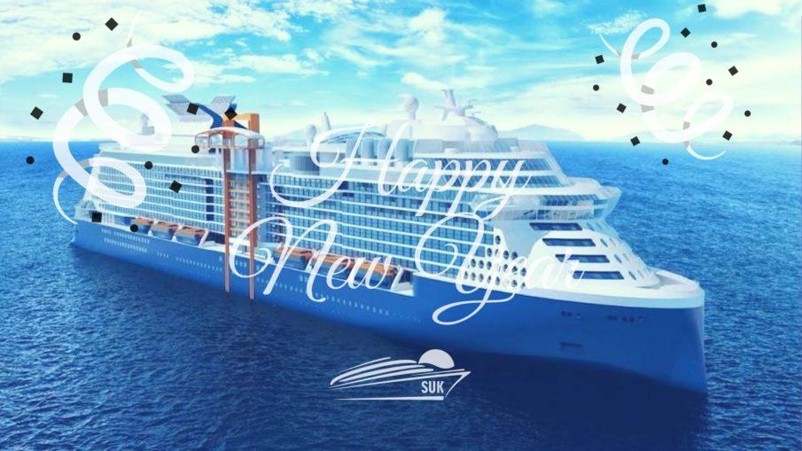 Celebrity Edge Silvesterreise 2018/2019 / Foto © Celebrity Cruises