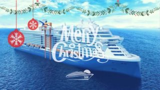 Celebrity Edge Weihnachtsreise 2018 / Foto © Celebrity Cruises