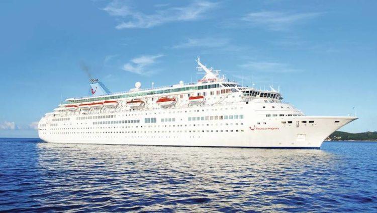 Celestyal Majesty - hier noch als Thomson Majesty im Einsatz / © Thomson Cruises