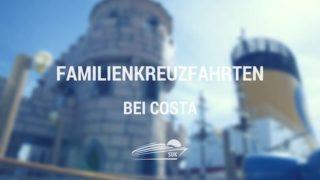 Costa Familienkreuzfahrten