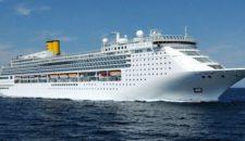 Costa Victoria kehrt von Costa Asia zurück