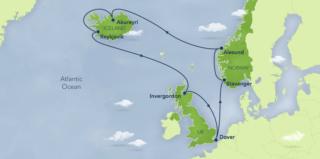 Disney Magic Norwegen & Island © Disney Cruise Line