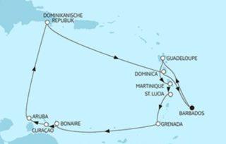 Mein Schiff 5 Karibik 2 ©TUI Cruises