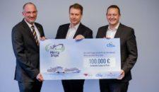 AIDA und Costa kooperieren mit Mercy Ships – 100.000 Euro Soforthilfe