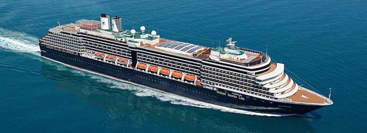 MS Westerdam © Holland America Line