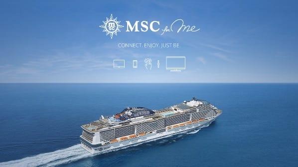 MSC for Me © MSC Kreuzfahrten