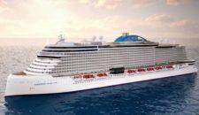 """Projekt Leonardo"": Norwegian Cruise Line Neubauten von Fincantieri"