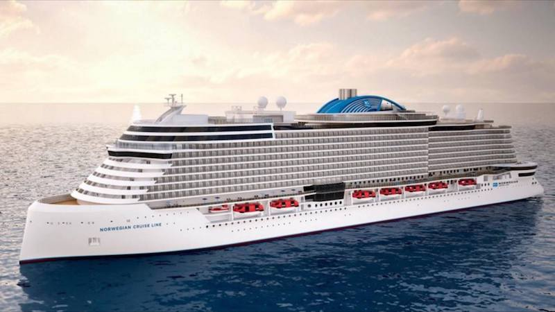 Norwegian Leonardo Klasse - Vier neue Schiffe von Fincantieri / © Norwegian Cruise Line