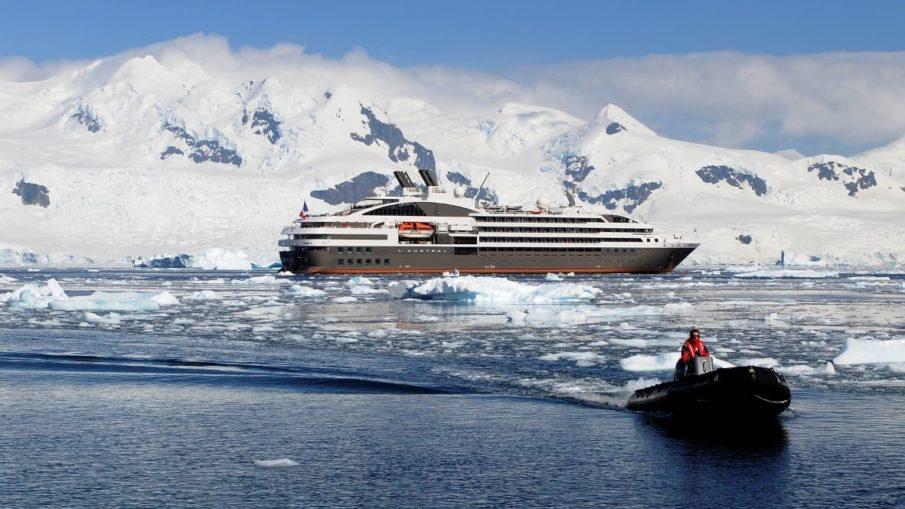 Ponant Antarktis Kreuzfahrten 2018 und 2019 / © Ponant
