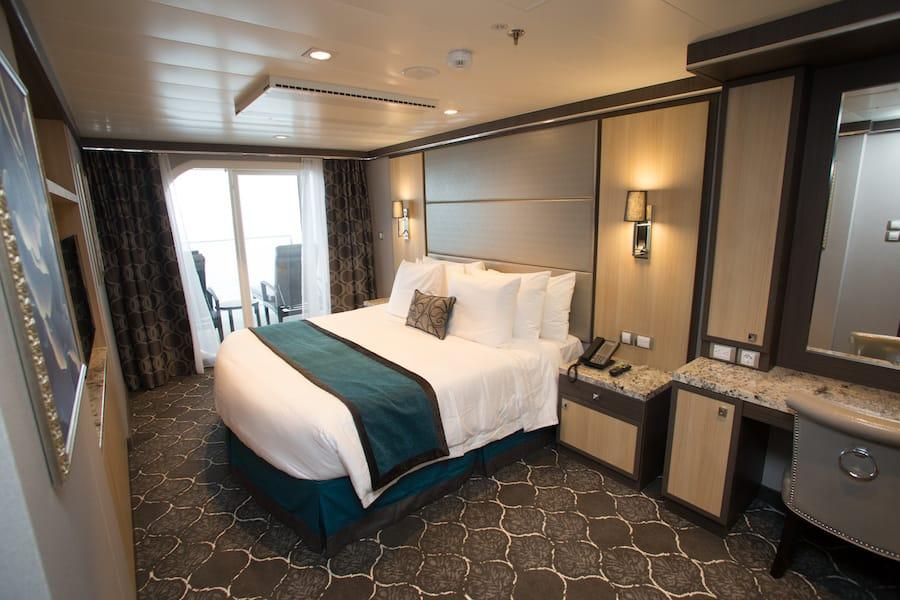 Royal Caribbean verlangt für den Room-Service ab sofort eine Handling Fee von 7,95 Dollar pro Bestellung / © Royal Caribbean