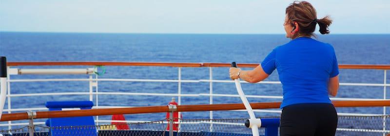 Skyfitness auf der Carnival Breeze und Carnival Vista / © Carnival Cruise Line