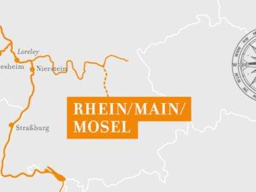 A-Rosa Flora Rhein Feinschmecker ©A-Rosa Flussschiffe